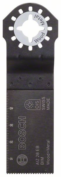 Panza de ferastrau penetranta BIM AIZ 32 APB Wood and Metal 50x32mm [1]