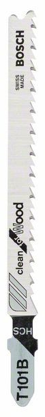 Panza pentru ferastrau vertical T 101 B Clean for Wood set 5 buc. [1]