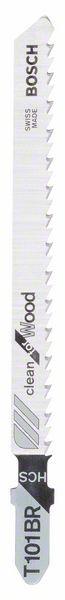 Panza pentru ferastrau vertical T 101 BR Clean for Wood set 3 buc. [0]