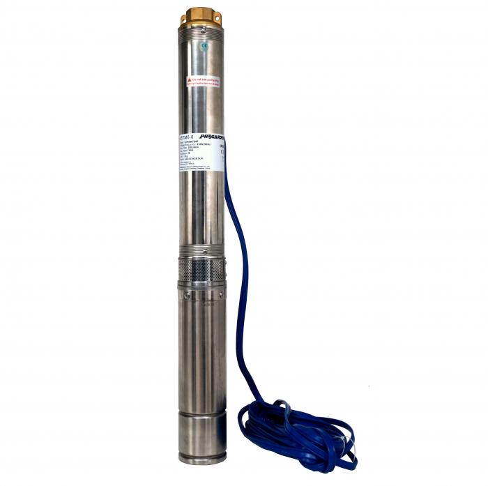 "ProGARDEN 4STM6-8 Pompa submersibila 1.5"", 750W, apa curata, 100L/min, 56m, 8 etaje [0]"