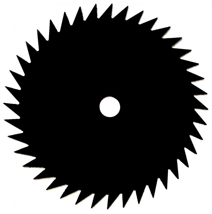 ProGARDEN Disc motocoasa de umar, 40 dinti, 254mm, 25.4mm [0]