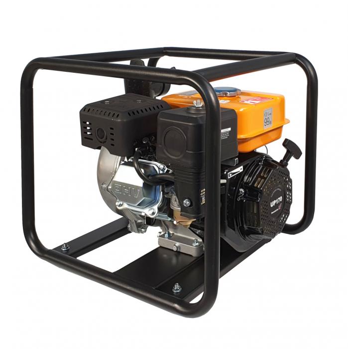 """ProGARDEN GHP50 motopompa 2""""/50mm, benzina, apa curata, inalta presiune, pornire la sfoara [1]"""