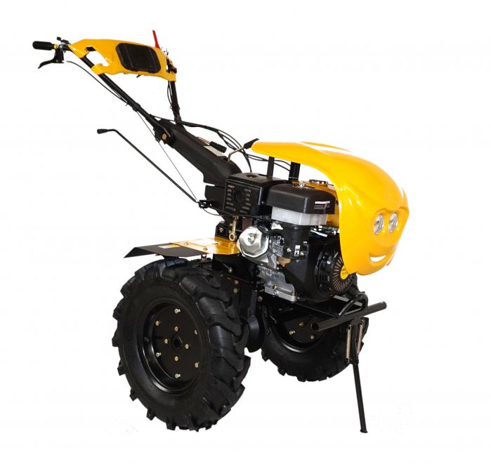 ProGARDEN HS1100-16 motocultor 16CP, 2+1, roti 6.00-12, far, benzina [Campo 1603] [2]