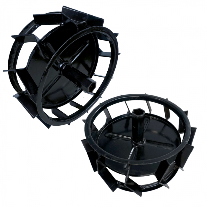 ProGARDEN set roti metalice 300mm, manicot sudat, hexagon 23mm [0]
