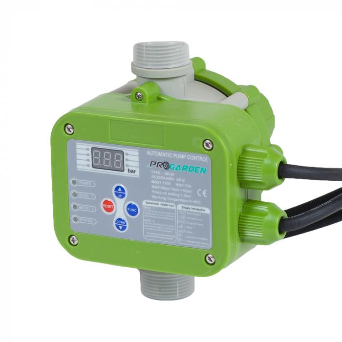 """ProGARDEN SK-01 automatizare electropompa max. 2.2kW, 230V, 9.8bar, 1"""" [0]"""