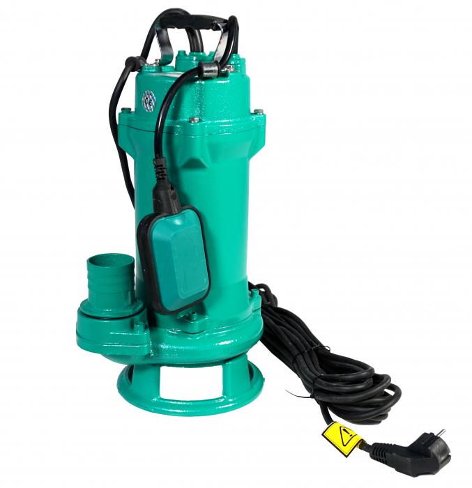 "ProGARDEN TPS1500A Pompa submersibila 2"", 1.5kW, apa murdara, 300L/min, 14m, tocator [0]"