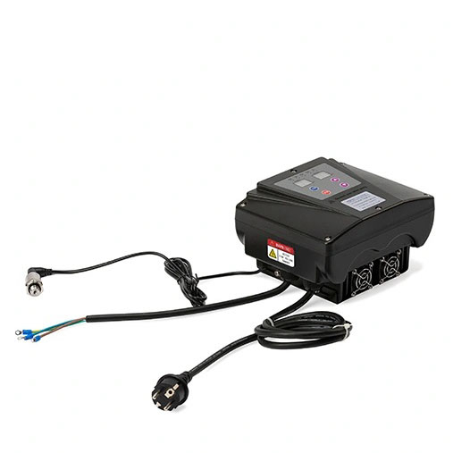 ProGARDEN VFA-10T Controler VFD 20-50Hz, 2.2kW, 3x380V-in, 3x220V-out, compact, LED [1]