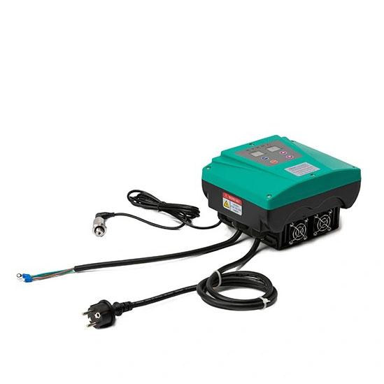 ProGARDEN VFA-10T Controler VFD 20-50Hz, 2.2kW, 3x380V-in, 3x220V-out, compact, LED [0]