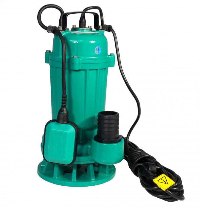 ProGARDEN WQD5-15-0.75A Pompa submersibila 750W, apa murdara, 300 L/min, 14m [0]