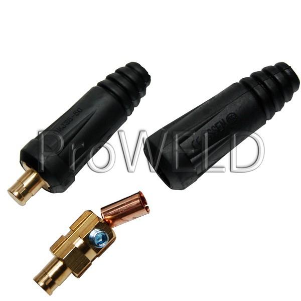 ProWELD Conector cablu sudura TEB 35-50 (QC-01) [0]