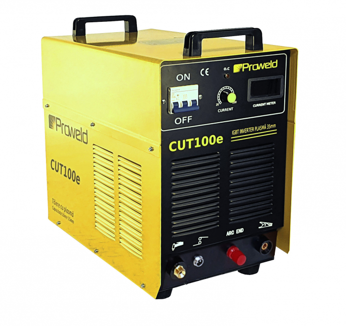 ProWELD CUT100e aparat taiere cu plasma, 400V [1]