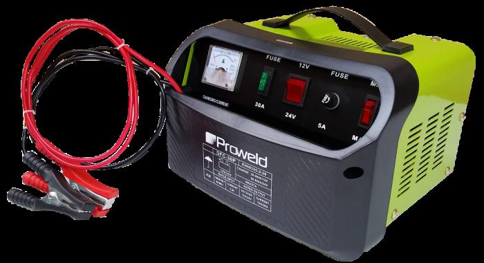 ProWELD DFC-30P redresor acumulatori 12V/24V [0]