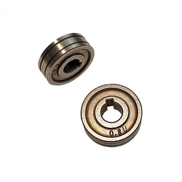 ProWELD MIG ROLL Rola de ghidaj U 0.8~1.0mm MIG-160E, MIG-200GD LCD Wire Feeder [0]