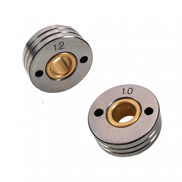 ProWELD MIG ROLL Rola de ghidaj V 1.0~1.2mm MIG-300YN Wire Feeder [0]