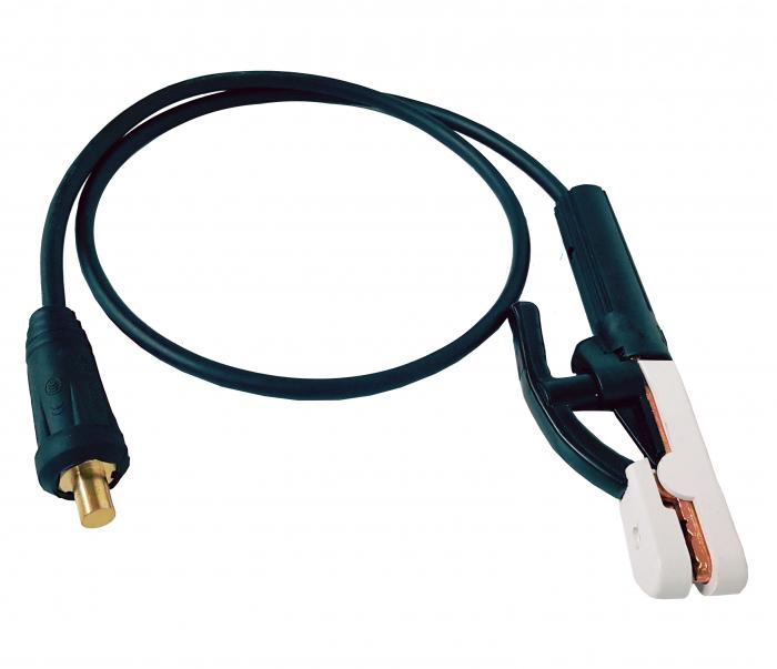 ProWELD MTS-300 cablu sudura 1.5m cu cleste electrod 300A, conector cablu 35-50 [0]