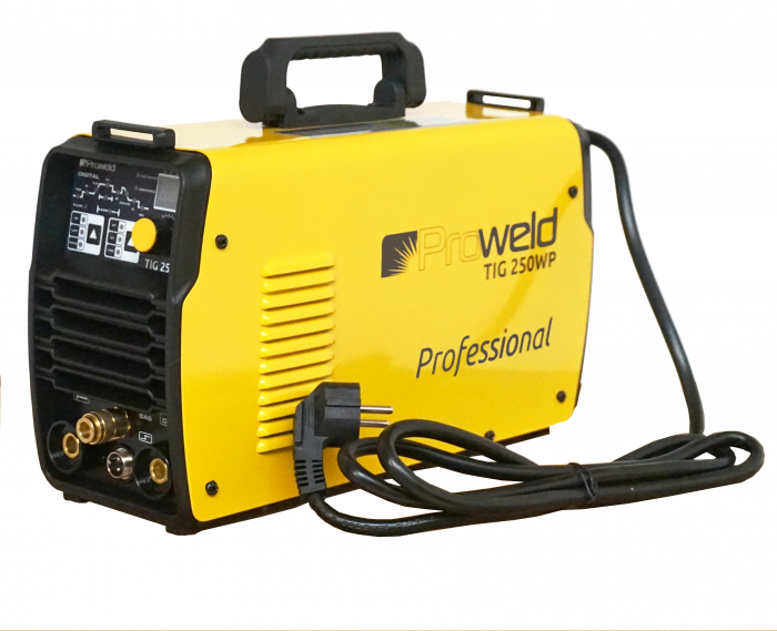 ProWELD TIG-250WP invertor sudare TIG, functie puls, profesional [0]