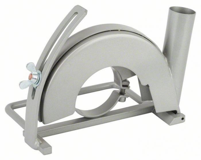 Sanie ghidare cu racord de aspirare 180mm (pentru GWS) [0]
