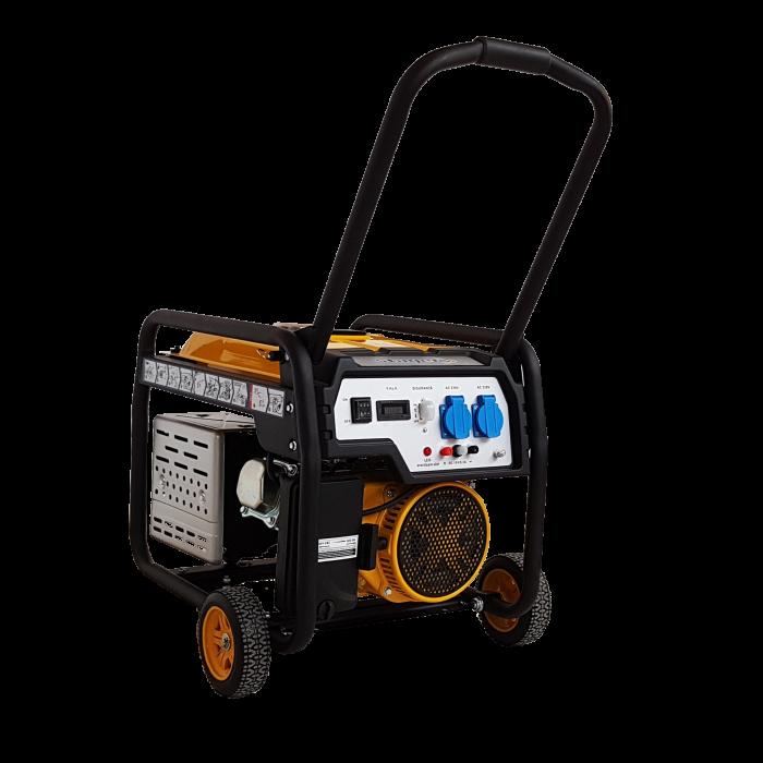 Stager FD 2500 generator open-frame 2kW, monofazat, benzina, pornire la sfoara [2]