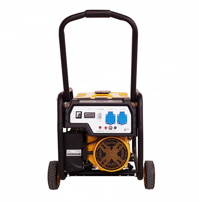 Stager FD 2500 generator open-frame 2kW, monofazat, benzina, pornire la sfoara [1]