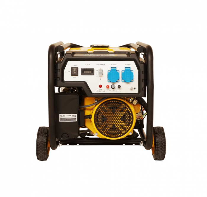 Stager FD 3600E generator open-frame 2.8kW, monofazat, benzina, pornire electrica [1]