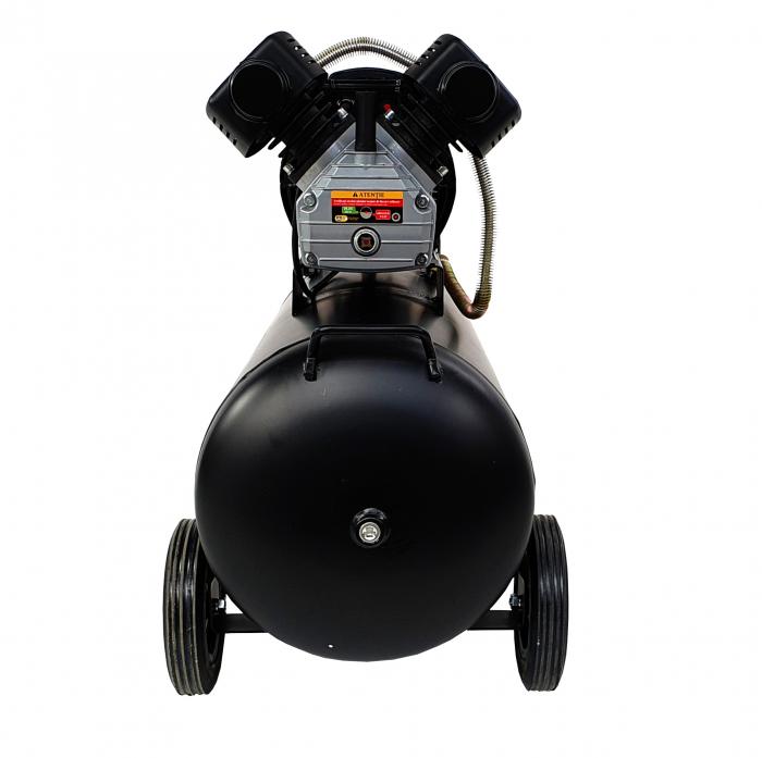 Stager HM3100V-10 compresor aer, 100L, 10bar, 356L/min, monofazat, angrenare directa [0]