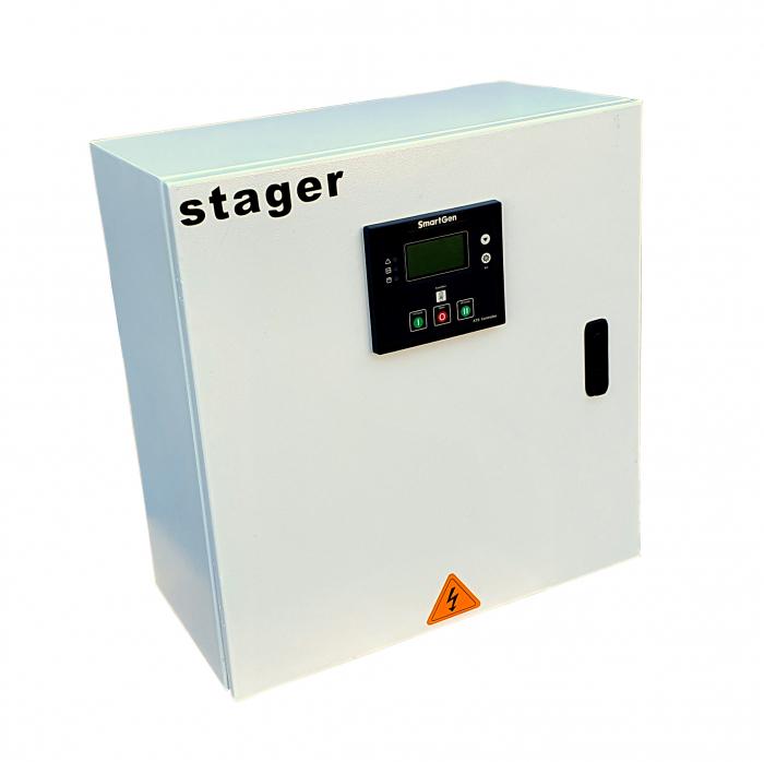Stager YA400125F24 automatizare trifazata 125A 1
