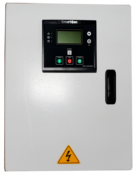 Stager YA40032F12S automatizare trifazata 32A, 12Vcc, protectie [0]