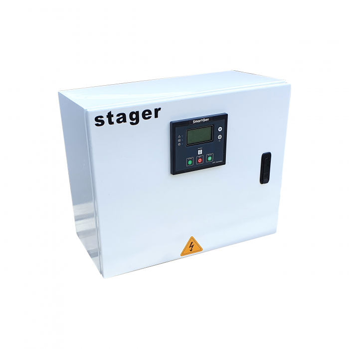 Stager YA40063F12 automatizare trifazata 63A, 12Vcc 0