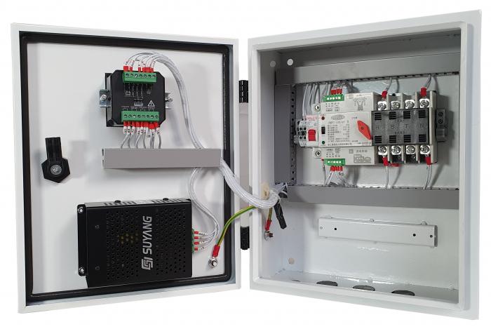 Stager YA40063F12STA automatizare trifazata 63A, 12Vcc, protectie [0]