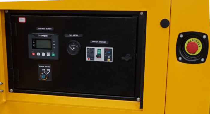 Stager YDY100S3 Generator insonorizat diesel trifazat 91kVA, 131A, 1500rpm 1
