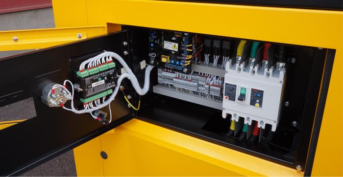 Stager YDY165S3 Generator insonorizat diesel trifazat 150kVA, 217A, 1500rpm 2