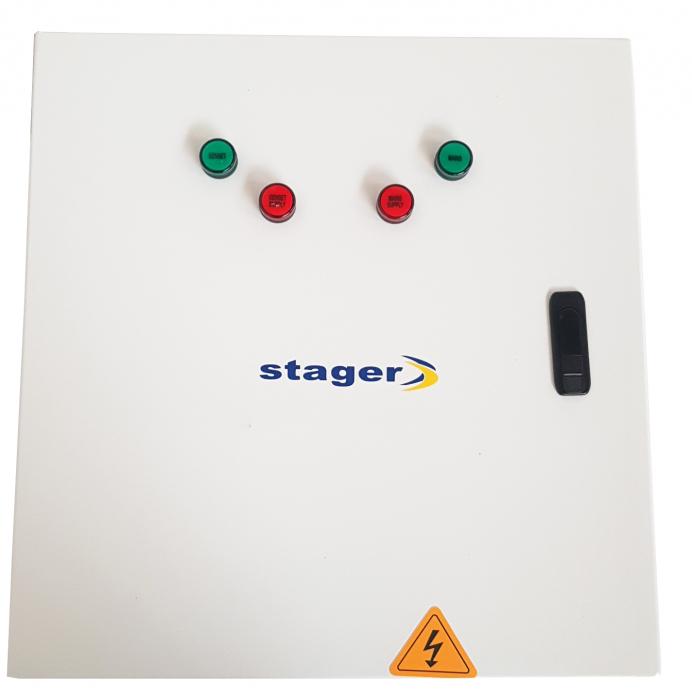 Stager YN200125F12 automatizare monofazata 125A 1