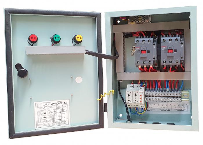 Stager YPA40032F12S automatizare trifazata 32Ah 1