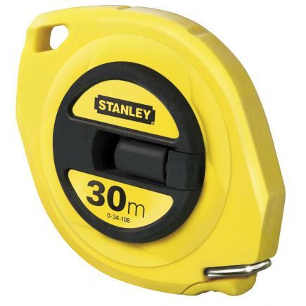 Stanley 0-34-108 Ruleta inchisa standard cu banda de otel 30m [0]