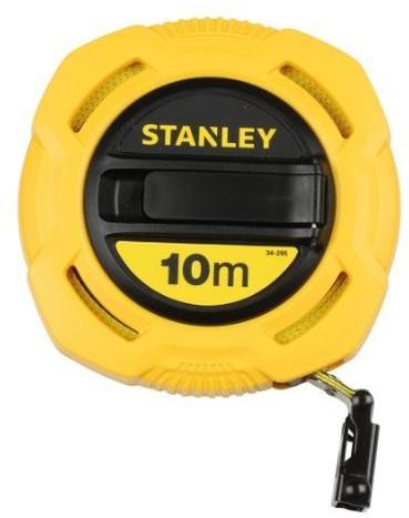 Stanley 0-34-295 Ruleta inchisa standard cu banda fibra de sticla 10m [0]