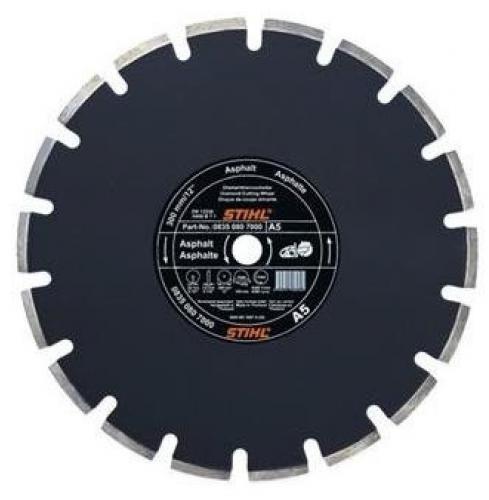Stihl 8350801007 Disc diamantat A80 asfalt 350x20x3.0mm [0]