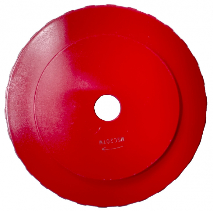 Tudee 125x22.2mm, Disc diamantat slefuire beton dur [1]