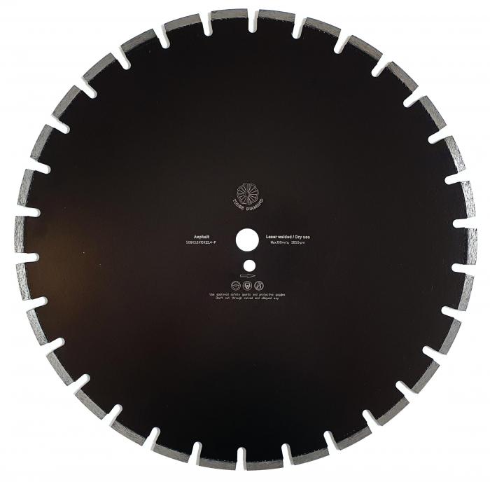 Tudee 500x3.6x10x25.4-P, Disc diamantat asfalt [0]