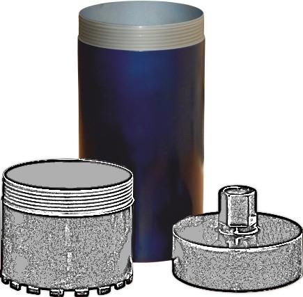 Tudee SCT25 tub carota 25mm [0]