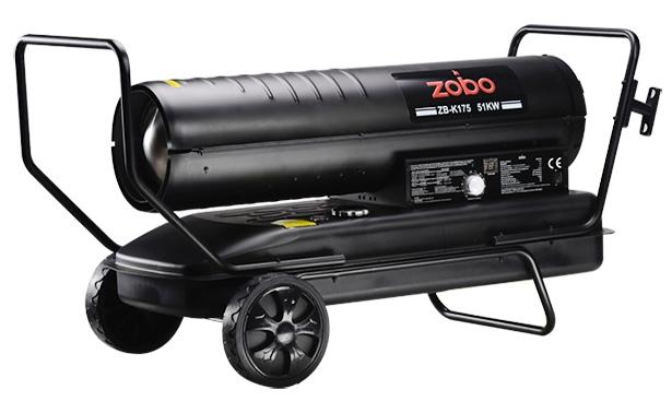 Zobo ZB-K175 Tun de aer cald, ardere directa, 51kW [0]