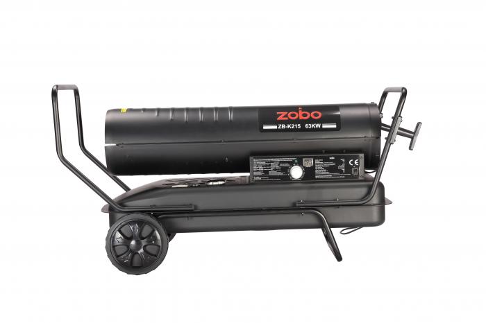 Zobo ZB-K215 Tun de aer cald, ardere directa, 63kW [1]