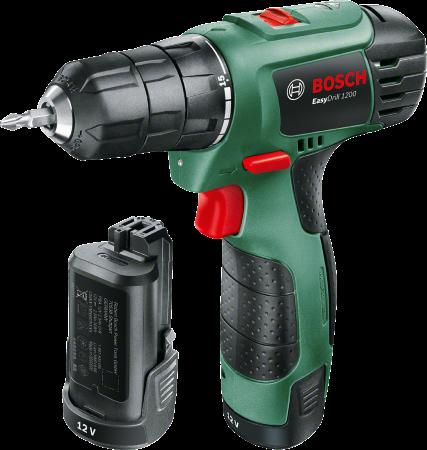 Bosch Easy Drill 1200 Masina de gaurit si insurubat LiIon, 12V, 1650 rpm, 2 viteze [0]