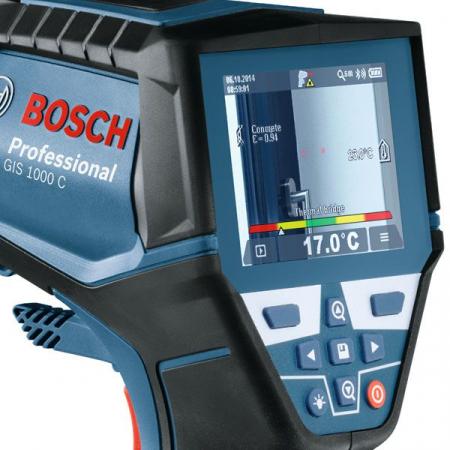 Bosch GCL 2-15G + RM1 Nivela laser cu puncte si linii, 15m, precizie 0.3 mm/m1