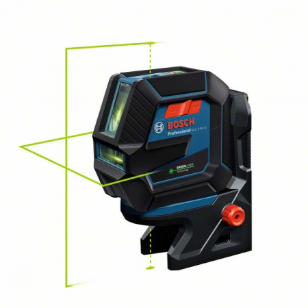Bosch GCL 2-50 G + RM 10 Nivela laser verde cu linii (20 m) + Suport professional [2]