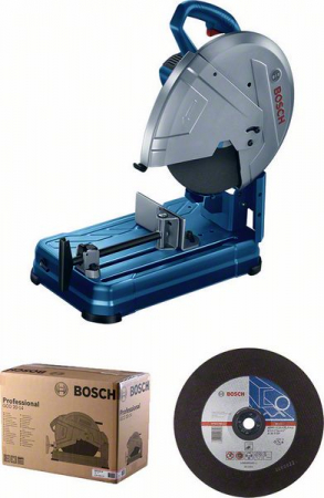 Bosch GCO 20-14 debitator metal, 2000W, disc 355mm2