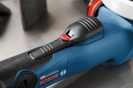Bosch GWS 18V-10 PSC Polizor unghiular cu acumulator0