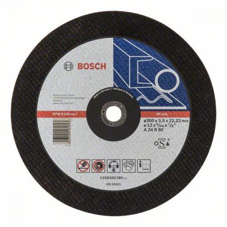 Disc de taiere drept Expert pentru metal 300x3.5mm [0]
