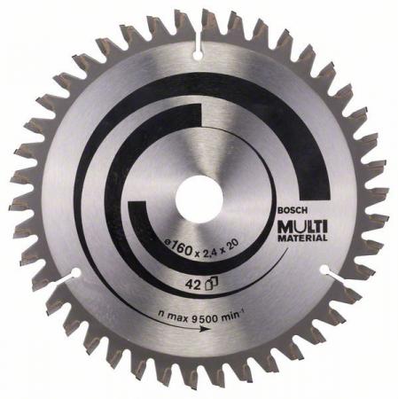 Disc pentru Multi Material 160x20 Z42 [0]