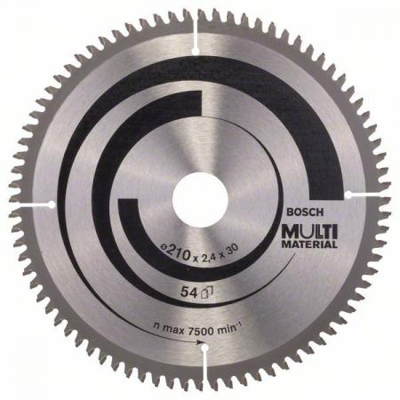 Disc pentru Multi Material 210x30 Z80 [0]