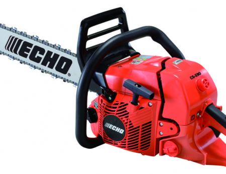Echo Motoferastrau CS-590/45LRS, 60cmc, 4CP, lama 45cm, profesional [2]